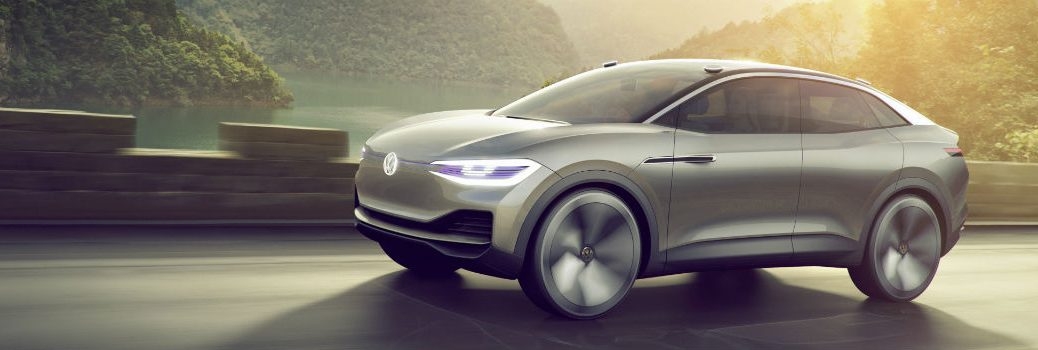 What is the 2017 Volkswagen ID CROZZ Crossover Concept Car_o