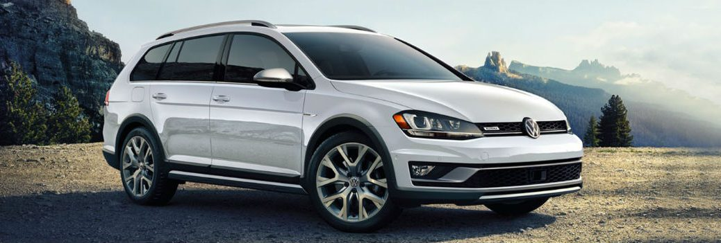 Top 6 Instagram Photos of the Volkswagen Golf Alltrack