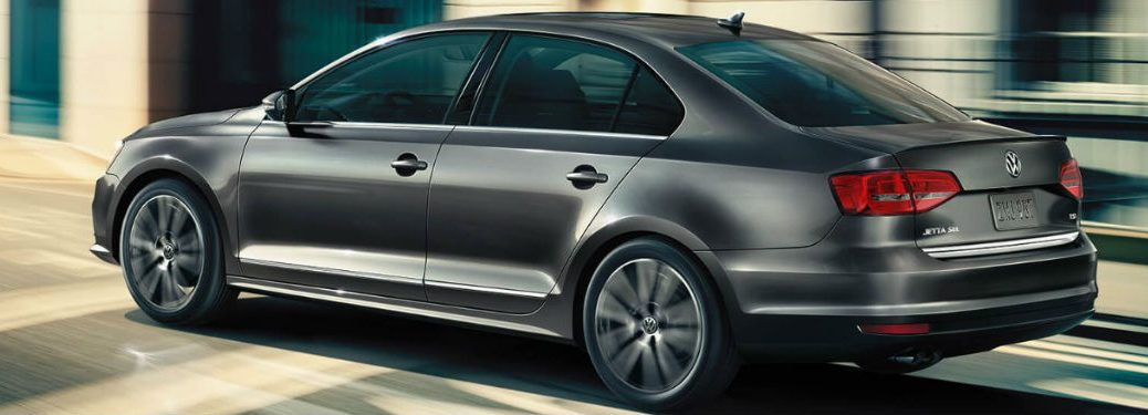 2018 Volkswagen Jetta driving on a road