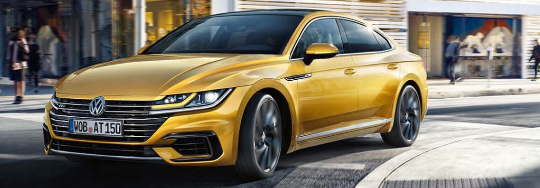 All-new 2019 Volkswagen Arteon offers long list of luxury features