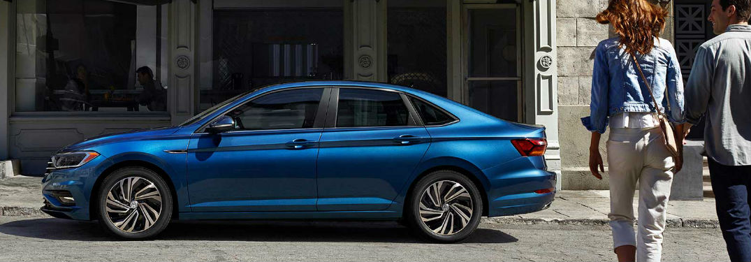 2019 Volkswagen Jetta driver assistance features work together to provide top safety rating