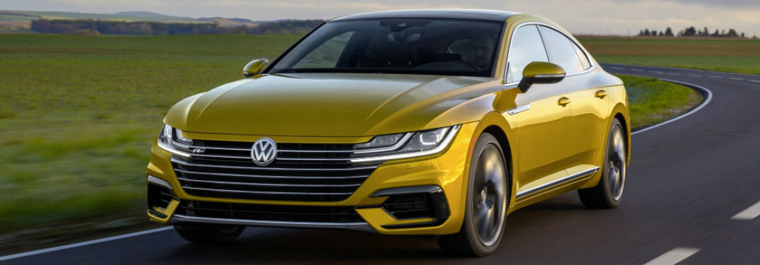 Innovative turbocharged engine of all-new 2019 Volkswagen Arteon set to deliver impressive fuel economy rating