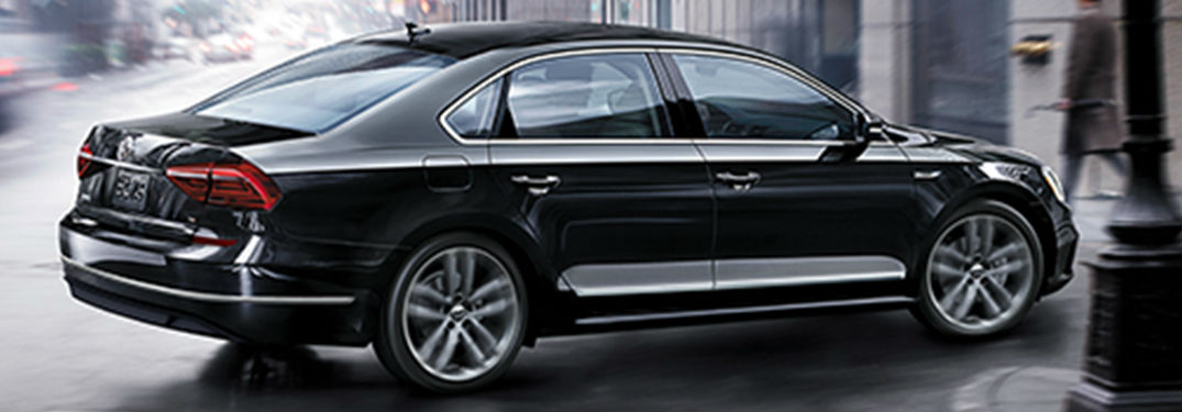 6 amazing photos that offer a great look at the luxurious 2019 Volkswagen Passat sedan