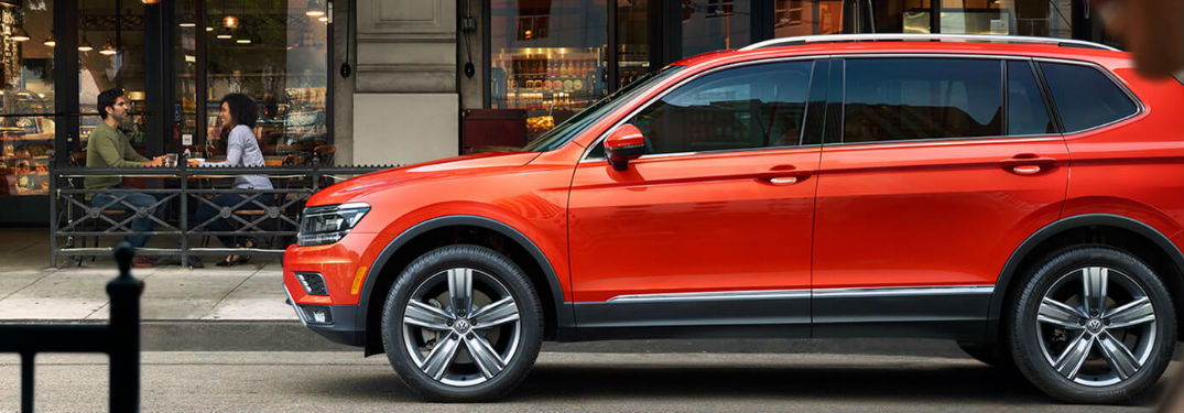 How Many Passengers Can the 2019 Volkswagen Tiguan Carry?