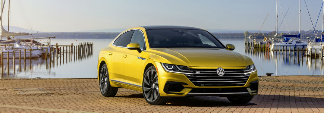 Impressive list of innovative safety features helps give the new 2019 Volkswagen Arteon a top rating for passenger protection