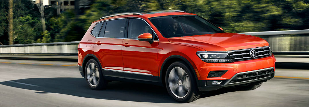 Top-notch fuel economy rating of new 2019 Volkswagen Tiguan helps make it a top pick for new mid-size crossover SUV