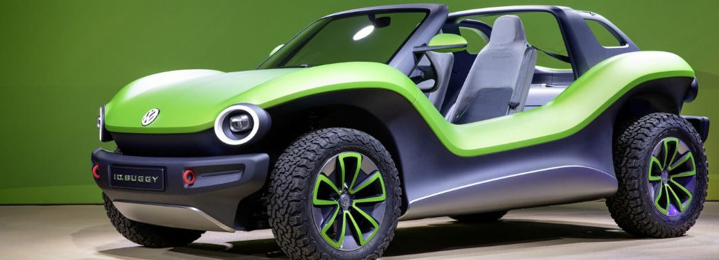 Volkswagen ID buggy side profile