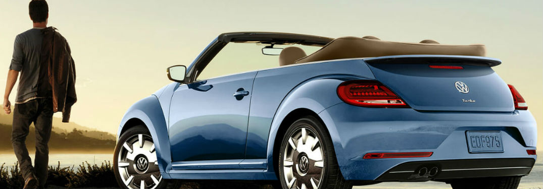 Impressive engine specs of 2019 Volkswagen Beetle Convertible help deliver a fun and spirited top-down driving experience