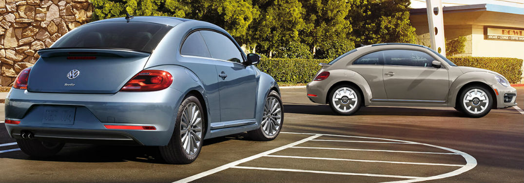 Long list of advanced safety features available in new 2019 Volkswagen Beetle provide superior protection on the road