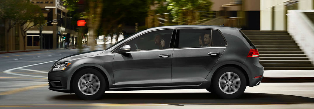 Lengthy list of available technology and comfort features helps make 2019 Volkswagen Golf a top pick for new sporty hatchback