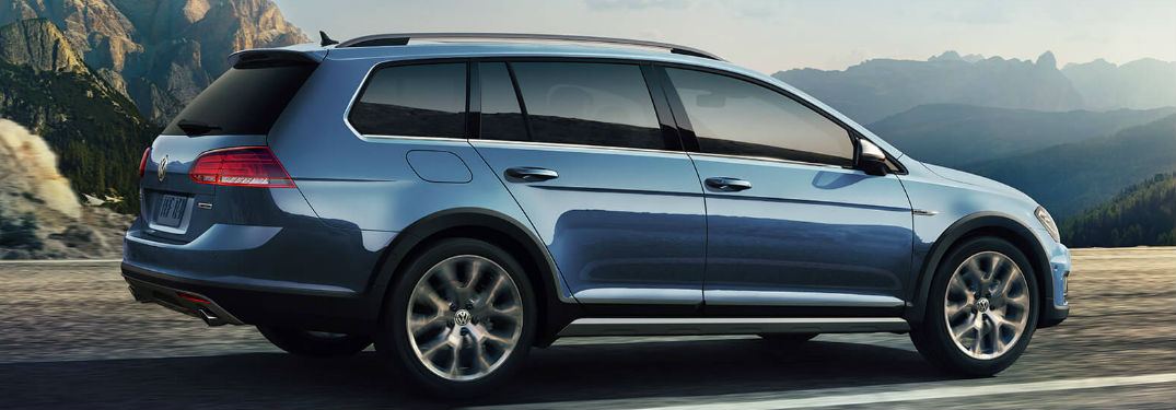 2019 Volkswagen Golf Alltrack gives drivers a closer look at its sporty good looks in 6 fabulous Instagram photos