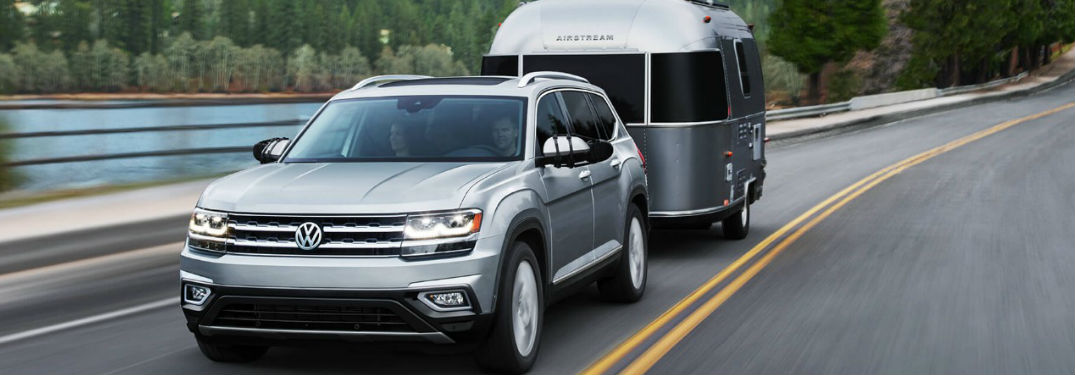 How Much Can the 2019 Volkswagen Atlas Tow?