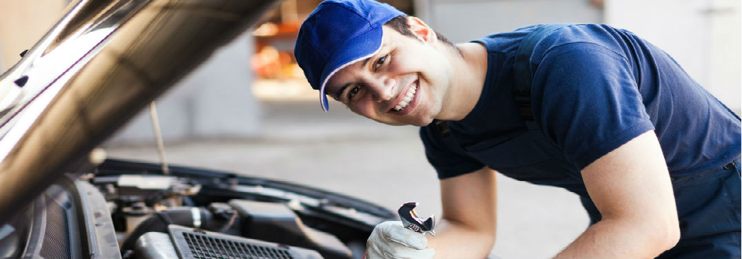 Local automotive maintenance and service specials in Spartanburg, SC available at Vic Bailey Volkswagen