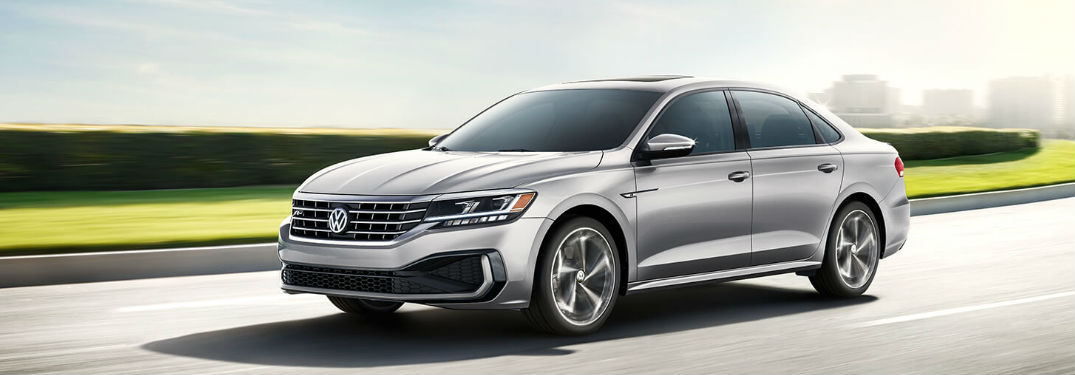 2020 Volkswagen Passat offers extensive list of advanced safety features and technologies