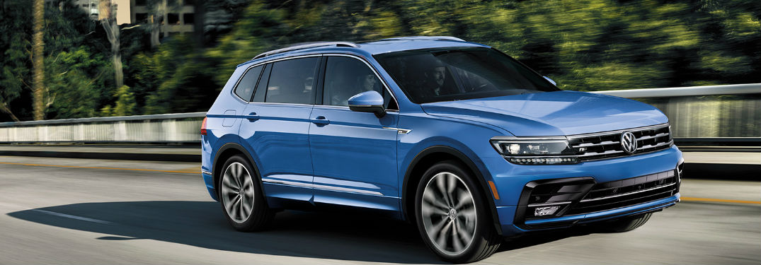 2020 Volkswagen Tiguan delivers excellent safety rating thanks to long list of driver assistance features
