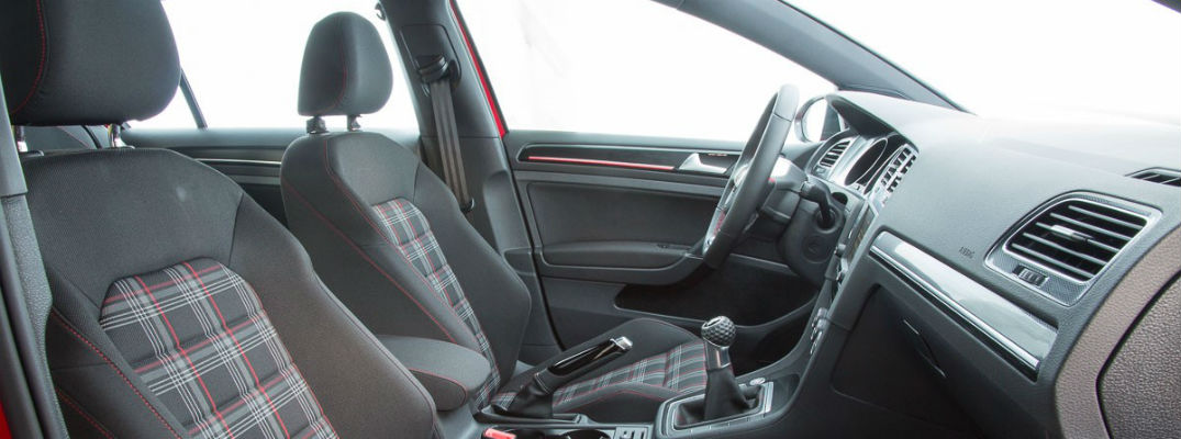 Why Does The Volkswagen Golf Gti Have Plaid Seats