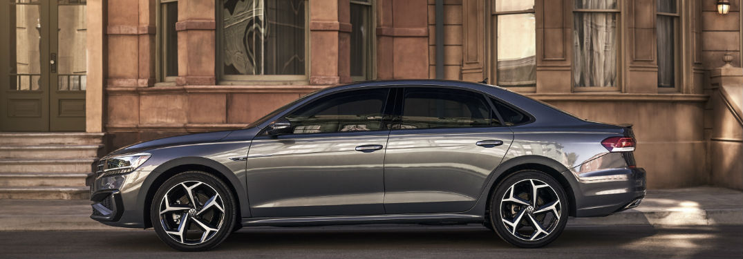 2020 Volkswagen Passat sedan is loaded with luxury features