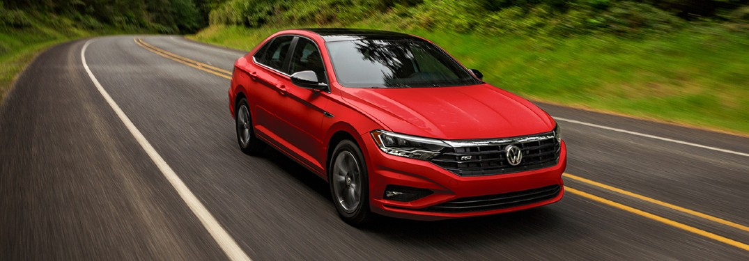 2021 Volkswagen Jetta impresses sedan shoppers with a long list of advanced safety features