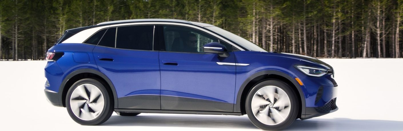 2021 Volkswagen ID.4 Pro S Available in 5 Exterior Colors at Quirk Volkswagen