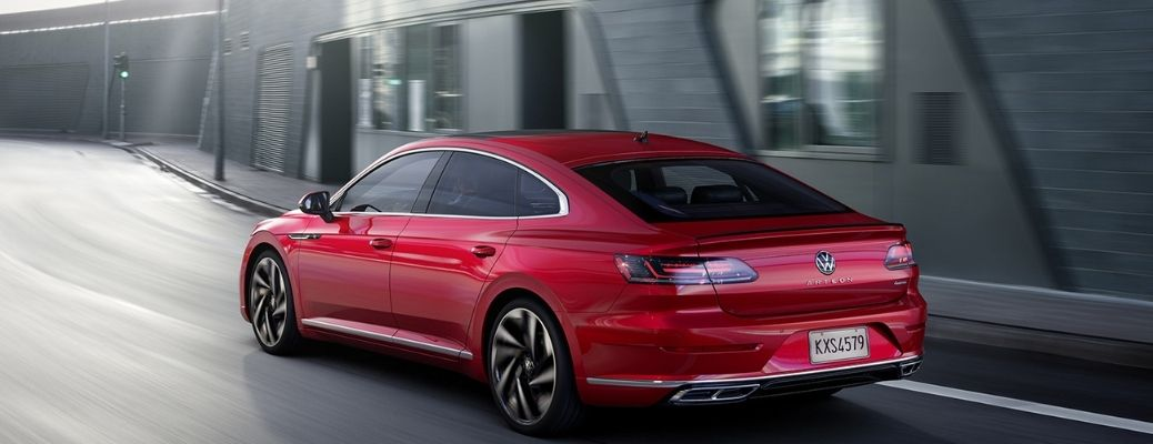 2021 Volkswagen Arteon is Loaded with Advanced Safety Features