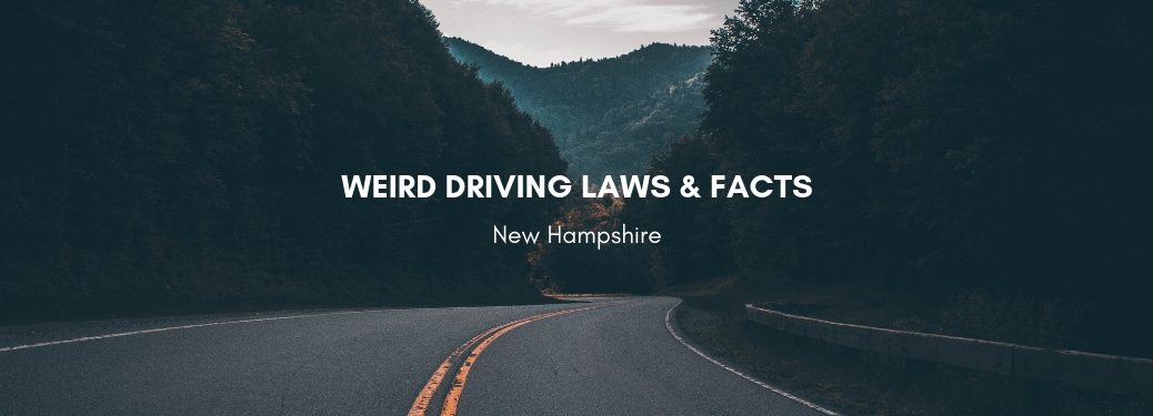 weird-driving-laws-and-facts-in-New-Hampshire-title-with-mountain-road-background