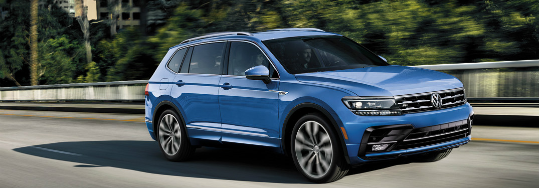 How much space is in the 2020 Tiguan?