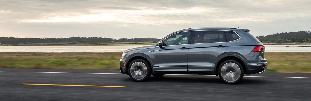 When does the 2020 Volkswagen Tiguan come out?