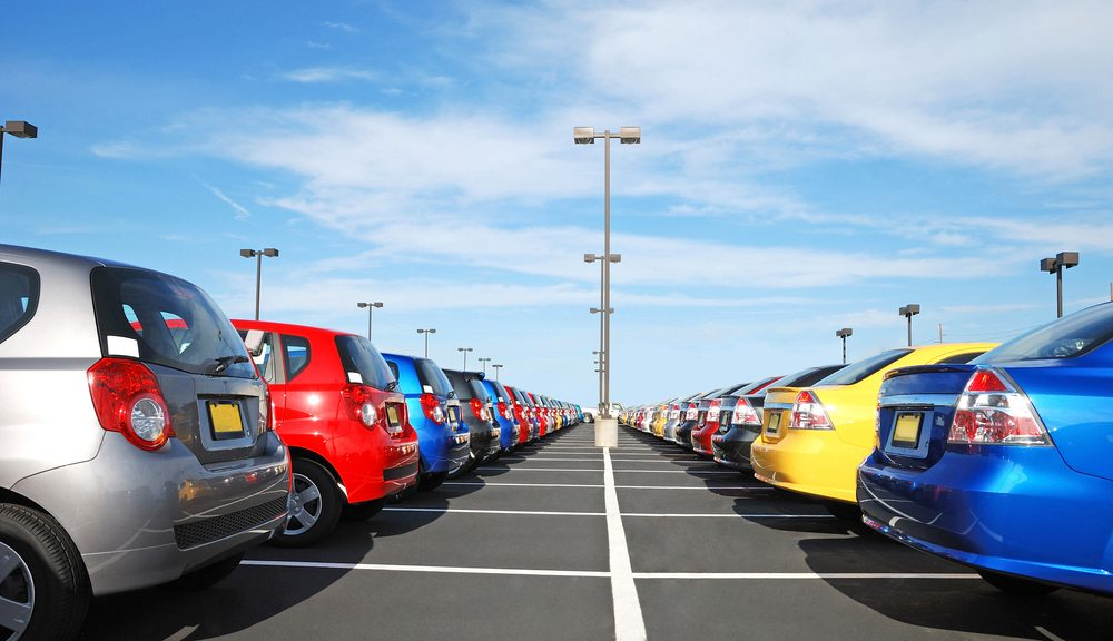 Available car colors