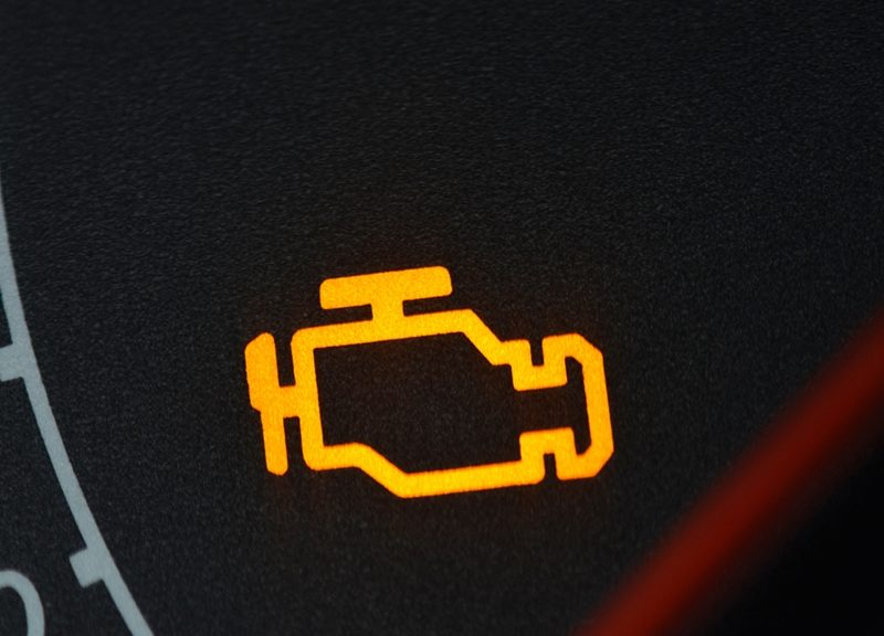 There are a number of indicators that could signify an issue with your vehicle.