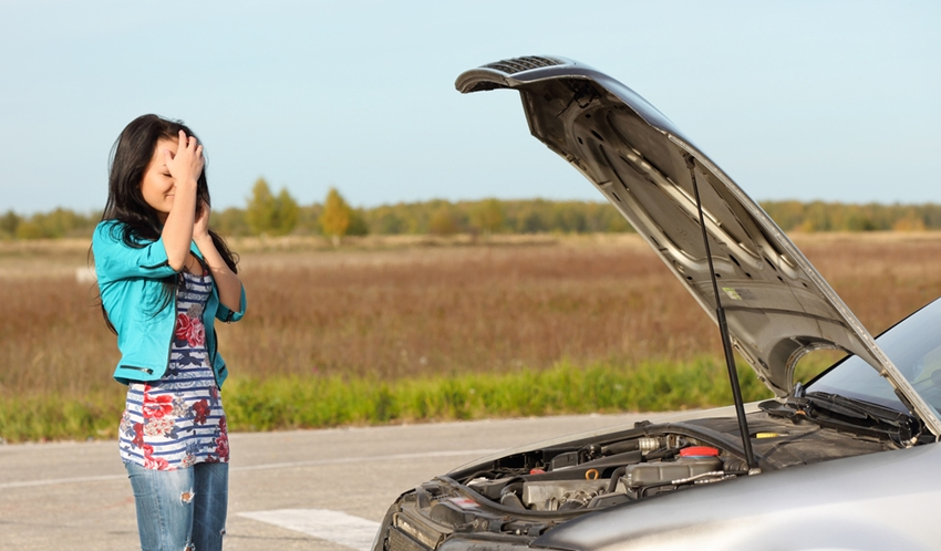 Don't panic when your car breaks down - just follow these tips.