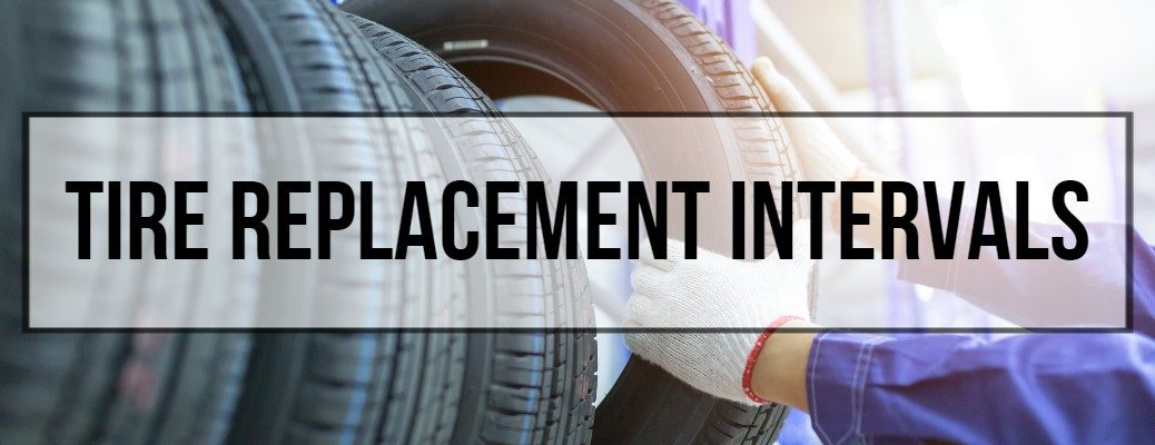 Tire Replacement Intervals banner