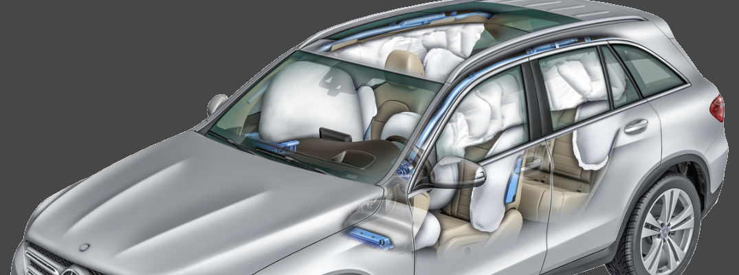 2016 Mercedes-Benz GLC Driving Assistance Safety Features