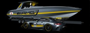 2016 Mercedes-AMG GT3 Open Performance Cigarette Racing Boat