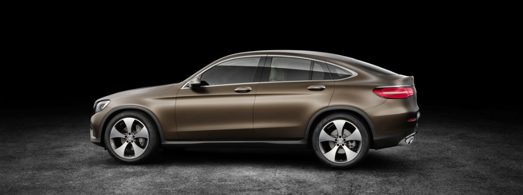Benz Suv 2017 >> 2017 Mercedes Benz Glc Coupe Revealed