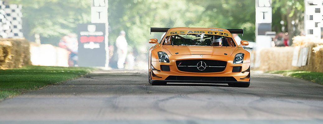 Where to watch the AMG GT R Unveiling at Goodwood Festival of Speed
