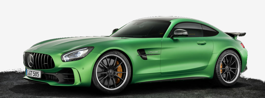 First National Fleet And Lease >> 2018 Mercedes-AMG GT R Green Hell Magno Color