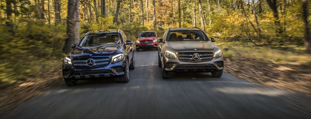 What Iis the difference between the Mercedes-Benz GLC SUV and GLC Coupe?