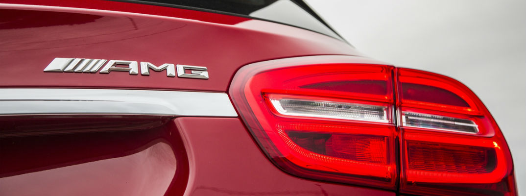The 2018 GLA Coupe is Going to be a Motorcycle on Four Wheels