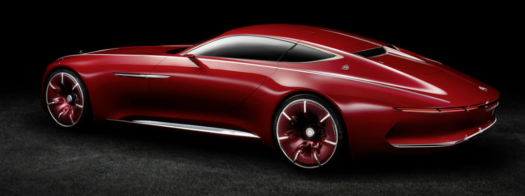 Luxury Car Vision >> How Long Is The Vision Mercedes Maybach 6