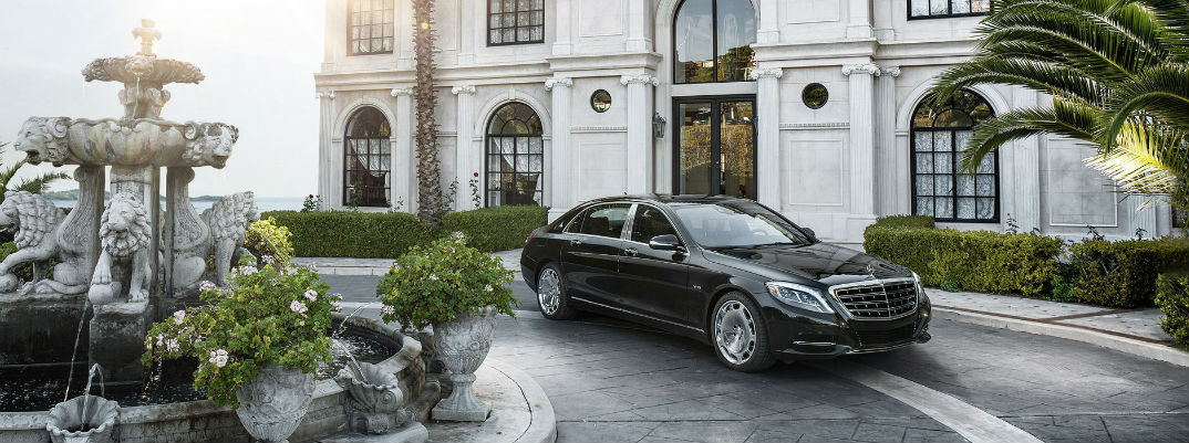 2017 Mercedes Maybach S550 4matic Specifications