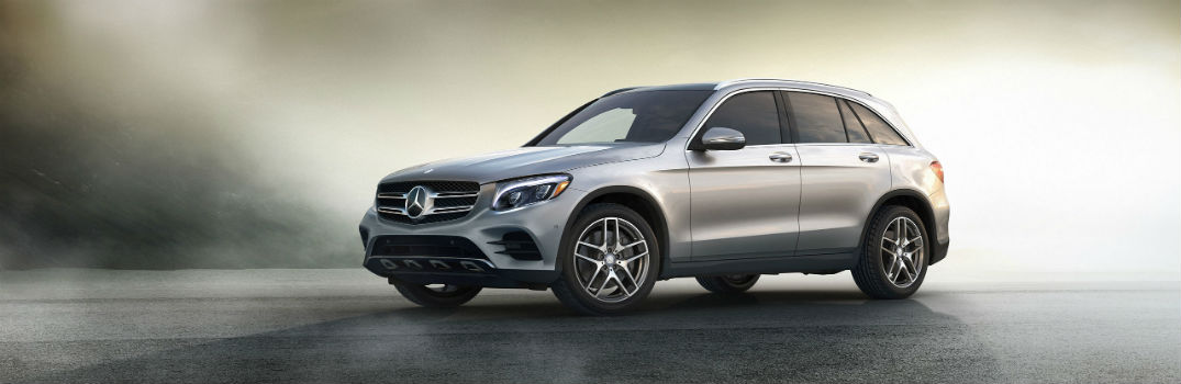 How Much Can The Mercedes Benz Glc Tow