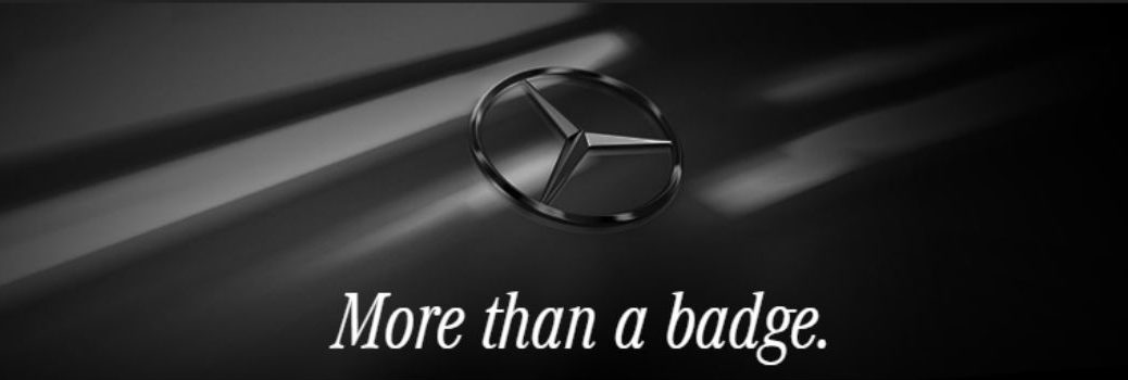 What is the Mercedes-Benz slogan?
