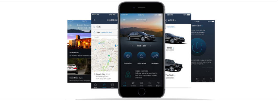 Mercedes Benz Mbrace App >> How Do I Connect My Iphone To Mercedes Benz Mbrace