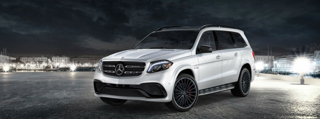 2018 Mercedes Benz Gls 550 4matic Suv