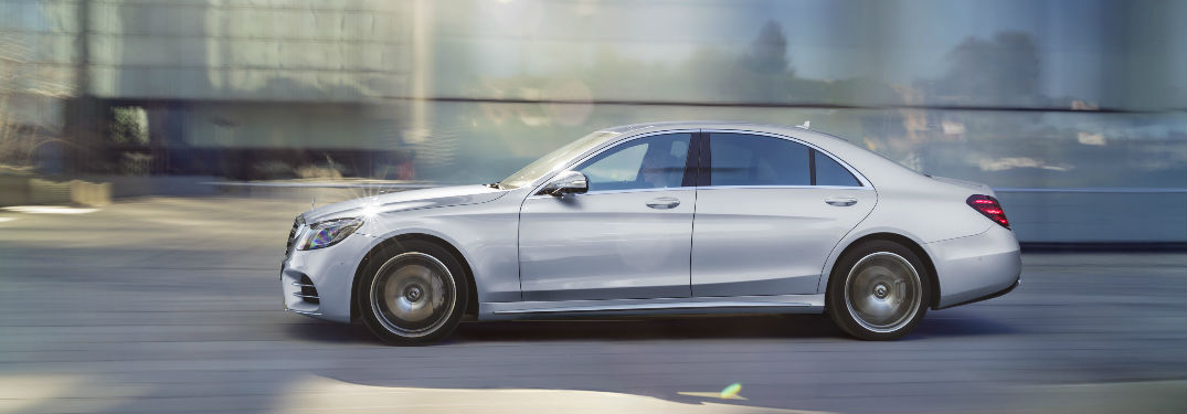 What Are The Engine Options For The 2018 Mercedes Benz S