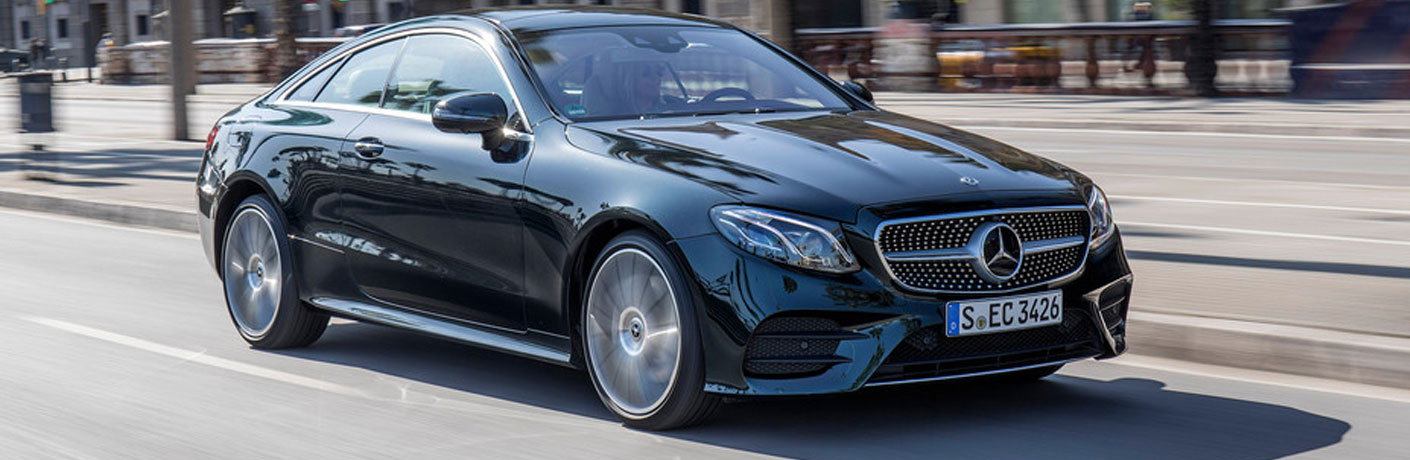 2018 Mercedes Benz E Class Coupe Interior Features And Specs
