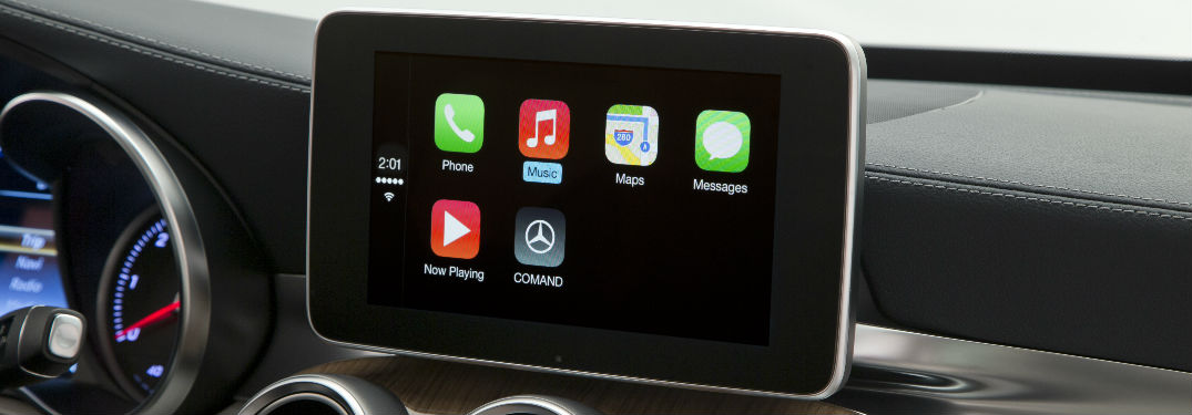 Can I add Apple CarPlay to my Mercedes-Benz?