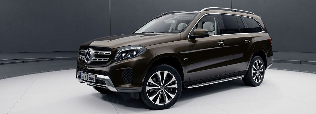 2018 GLS Grand Edition in Brown