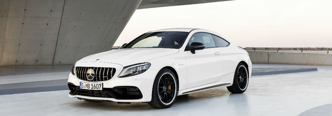 2019 Mercedes Amg C 63 Models Horsepower And 0 60 Mph Time