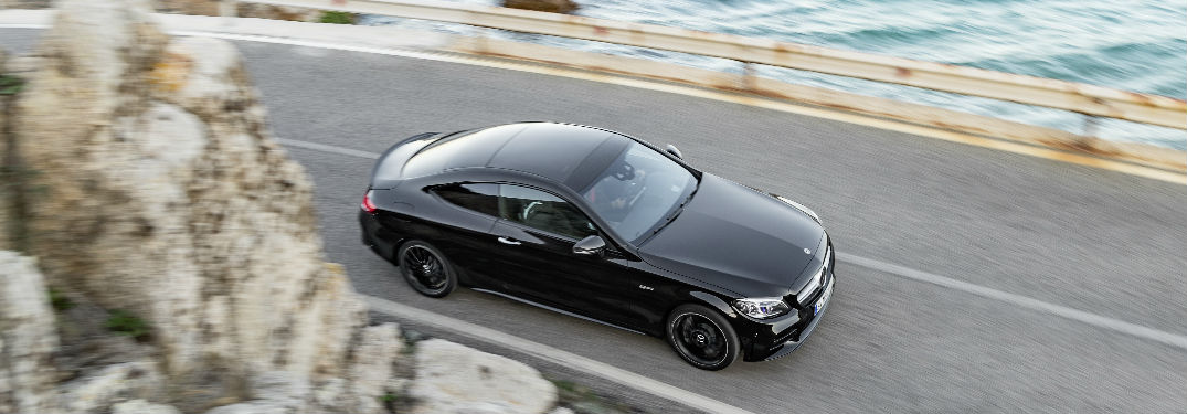 2019 Mercedes-AMG® C 43 Coupe Horsepower and 0-60 Acceleration